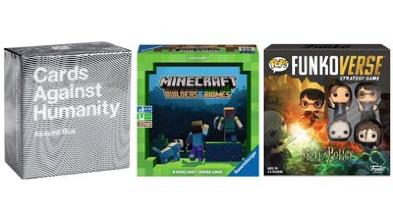 amazon buy two get one free board games