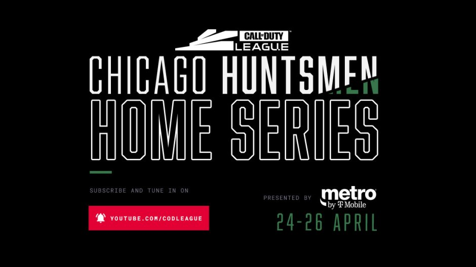 Call of Duty League 2020 Chicago Huntsmen Home Series