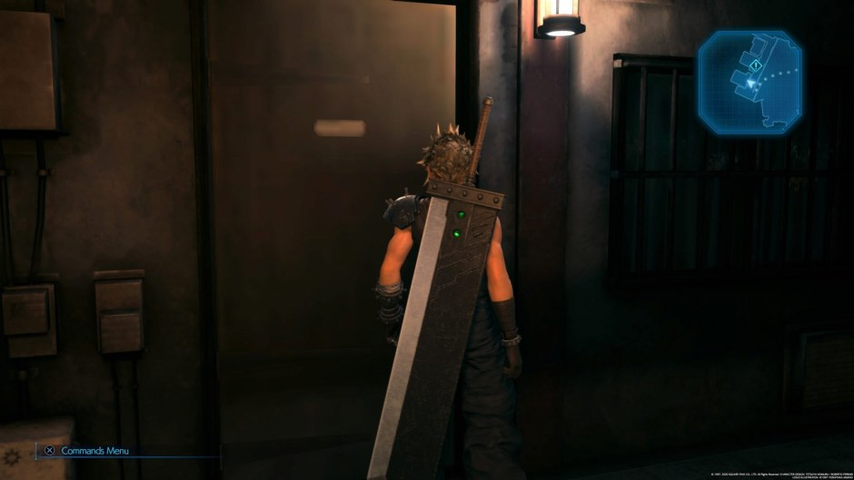 Final Fantasy VII Remake graphics