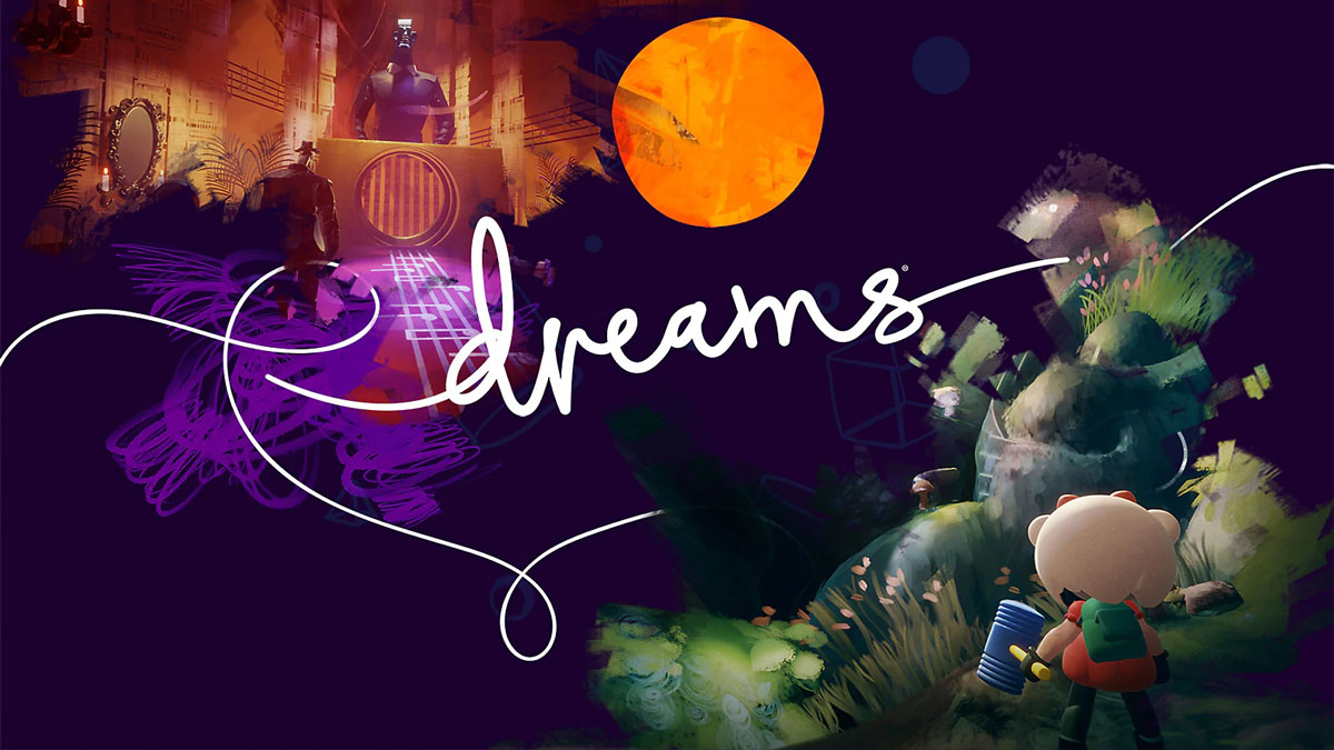 Dreams PSVR Support to be Released Next Month