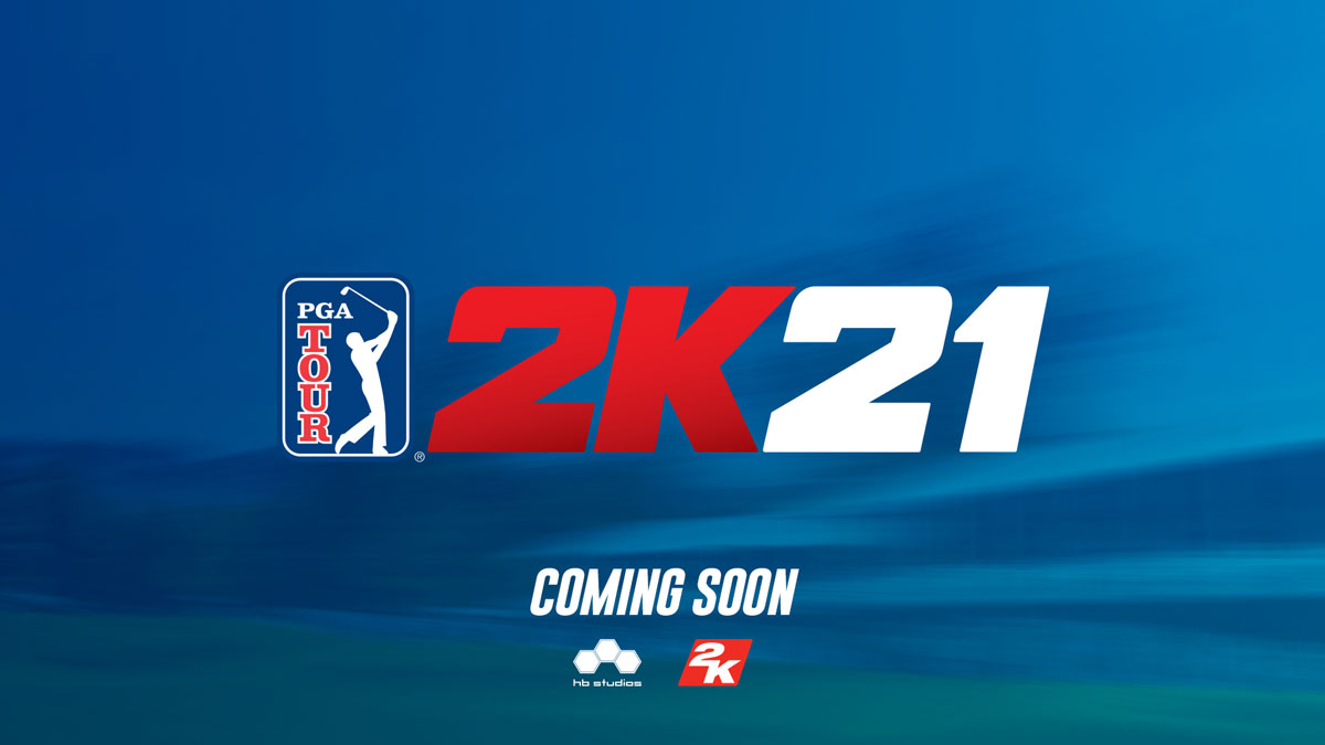 Golf fans are thrilled about the announcement of 'PGA Tour 2K21'