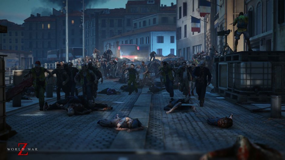 World War Z Game of the Year Edition Marseille