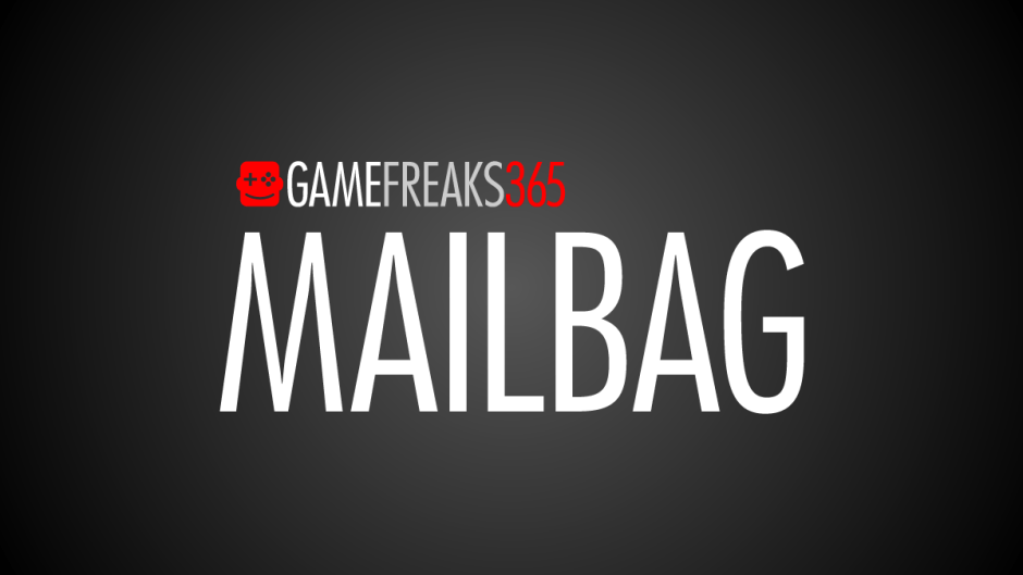 Game Freaks 365 Mailbag