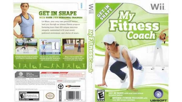 My Fitness Coach Nintendo Wii