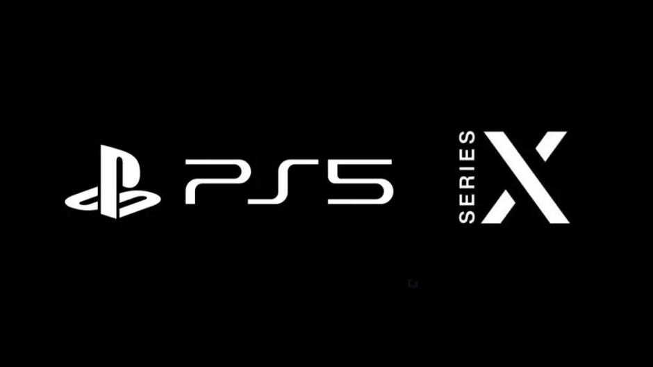 PS5 Xbox Series X logos