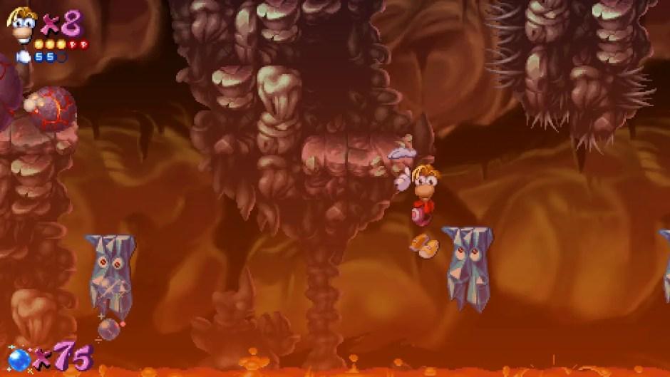 Rayman Redemption screenshot