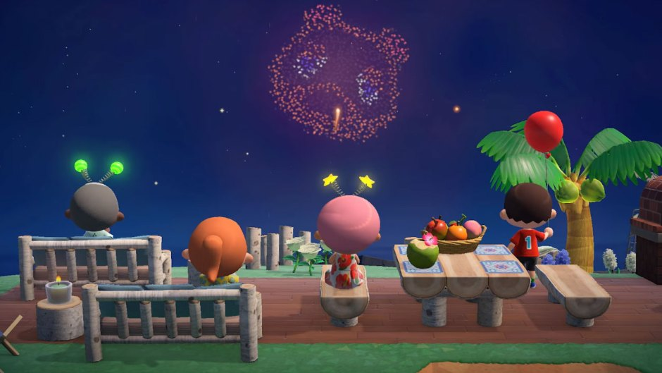 Animal Crossing: New Horizons Summer Update Wave 2