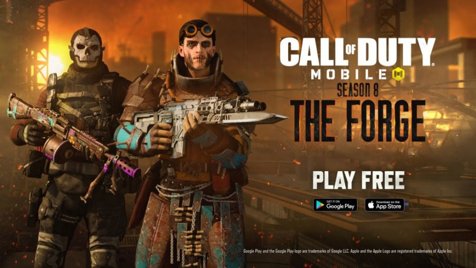 Call of Duty Mobile Season 8: The Forge