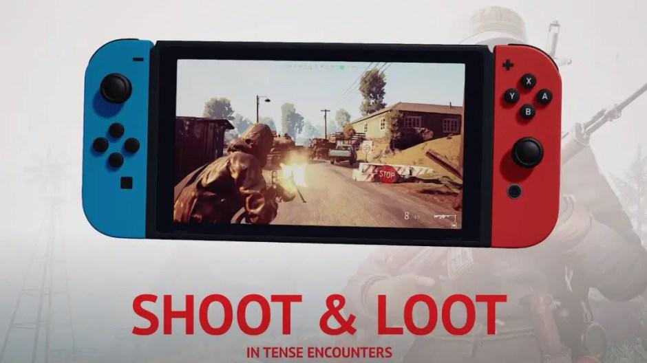 Vigor Nintendo Switch