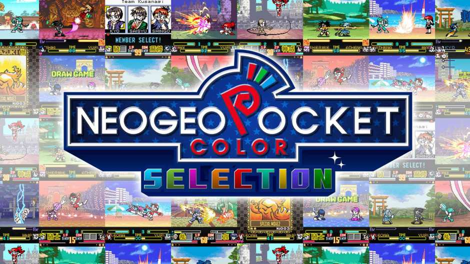 NeoGeo Pocket Color Selection