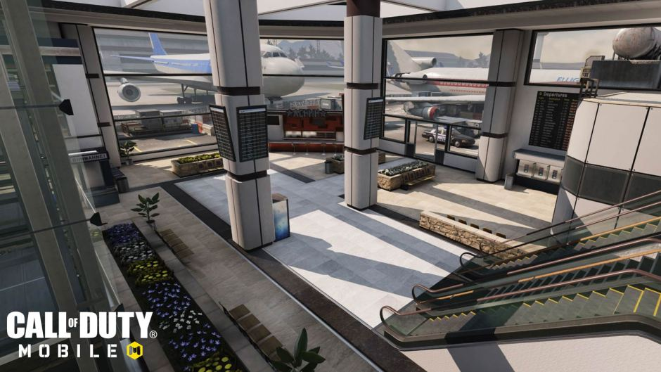 Call of Duty: Mobile Terminal map