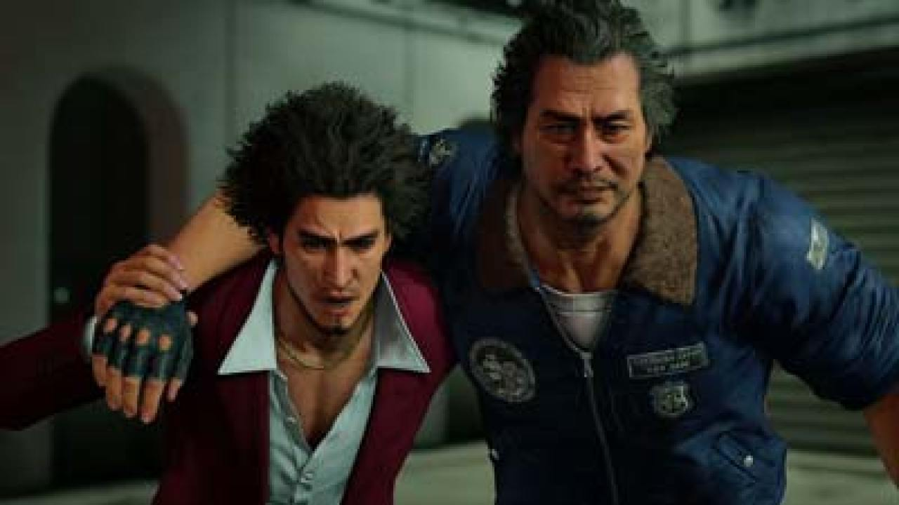 Here S A First Look At Yakuza Like A Dragon Running On Ps5 Game Freaks 365