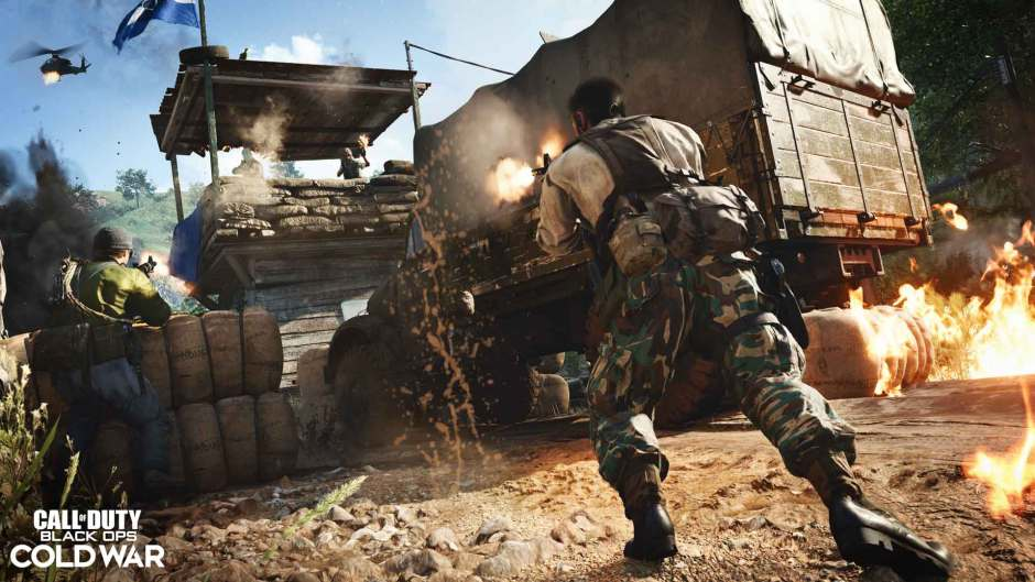 Call of Duty: Black Ops Cold War beta screenshot