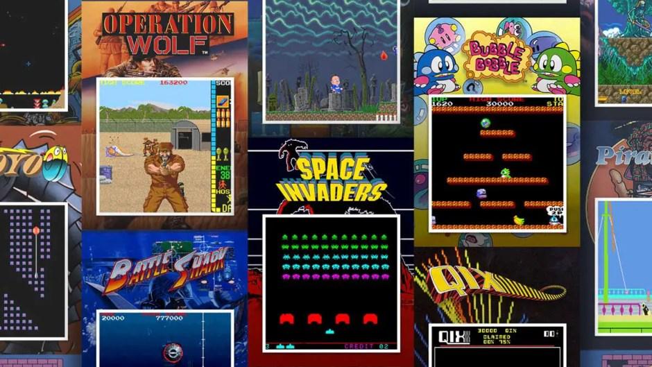 Taito arcade classics