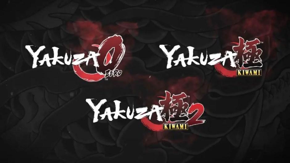 Xbox Free Play Days Yakuza 0, Yakuza Kiwami, and Yakuza Kiwami 2