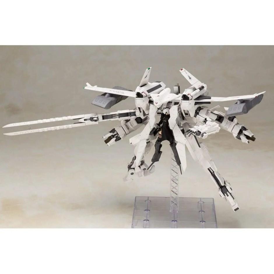 NieR:Automata Plastic Model Kit: Flight Unit Ho229 Type-B & 2B (YoRHa No.2 Type B)