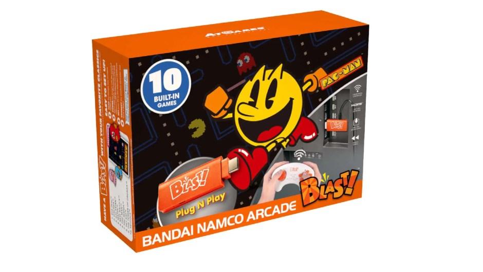 AtGames Bandai Namco Arcade Blast