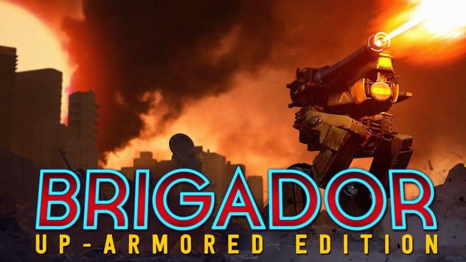 Brigador: Up-Armored Deluxe