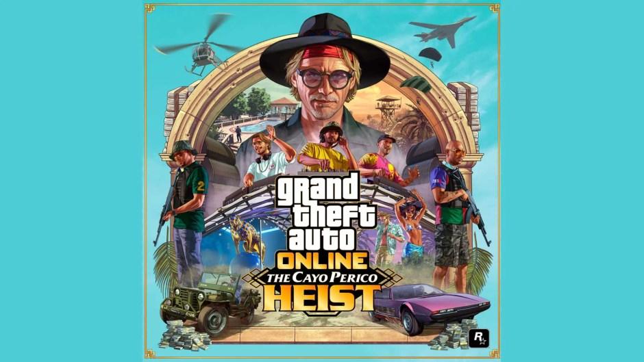 Grand Theft Auto Online The Cayo Perico Heist
