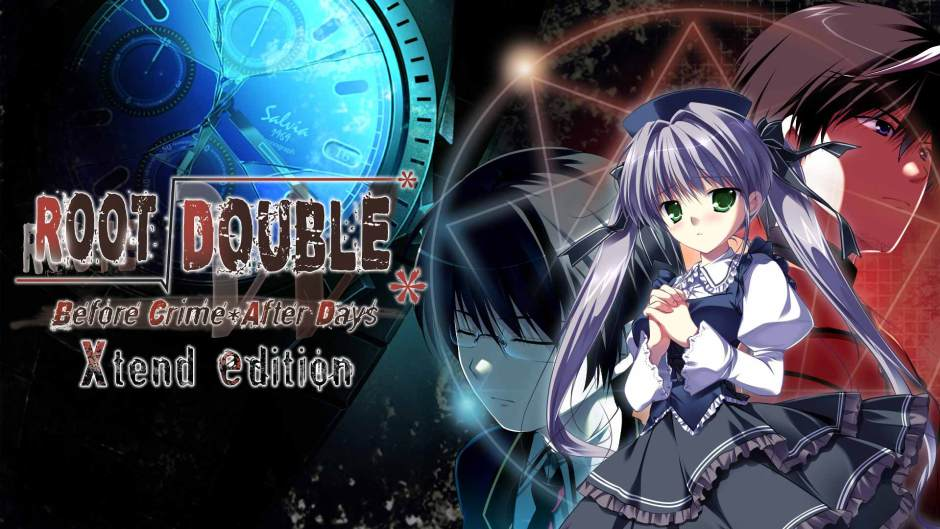 Root Double: Before Crime After Days Xtend Edition