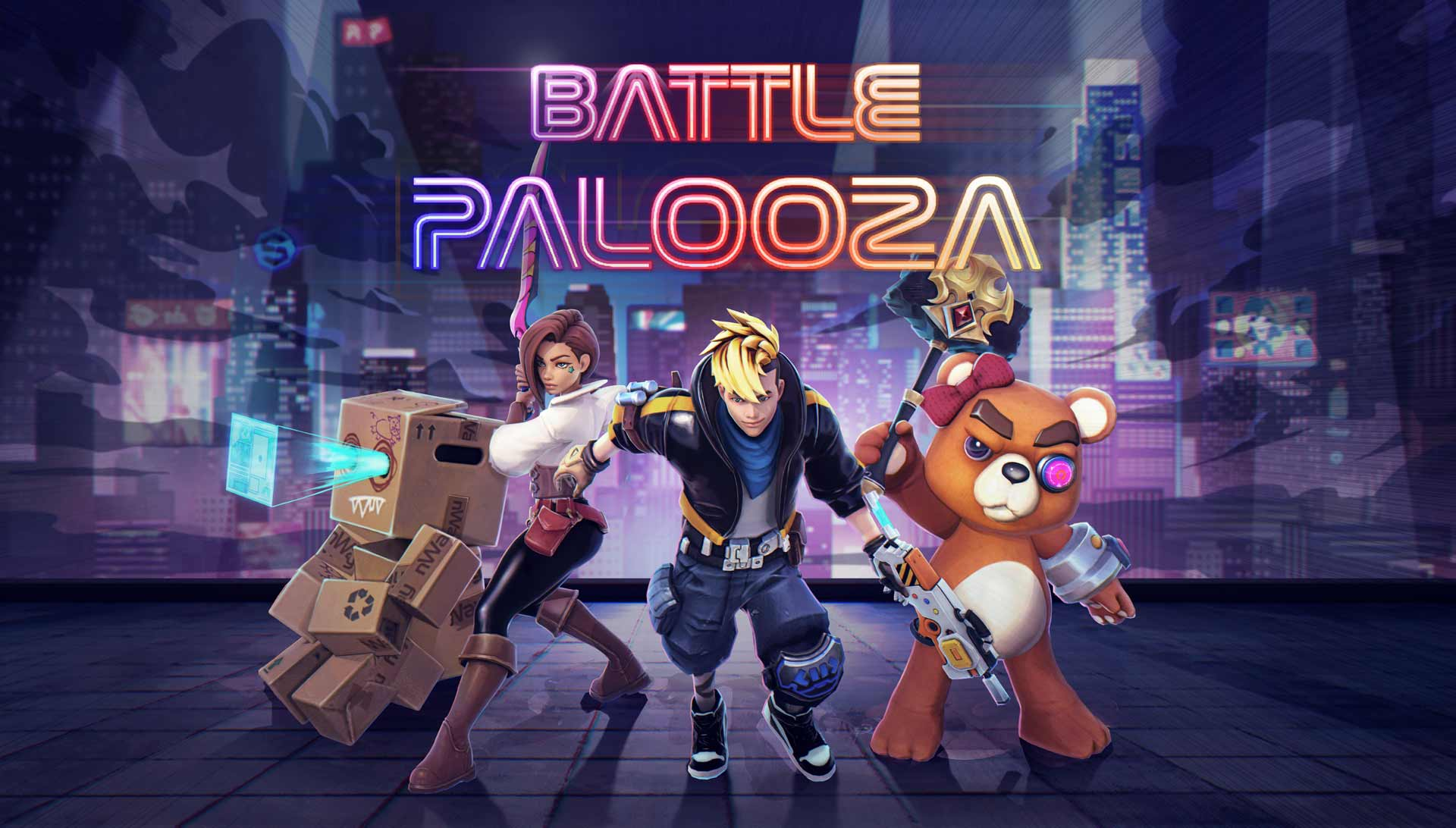 Battlepalooza Interview: Learn more about the latest mobile battle royale game