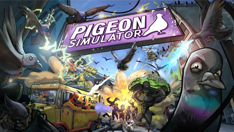 Pigeon Simulator cover art