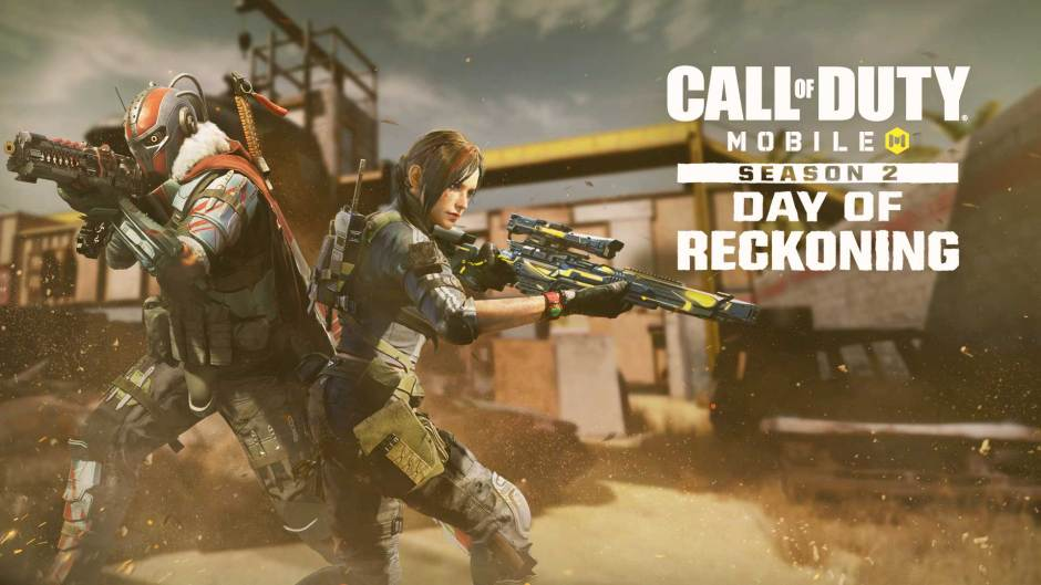 Call of Duty Mobile Season 2: Day of Reckoning