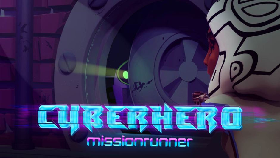Cyber Hero: Mission Runner