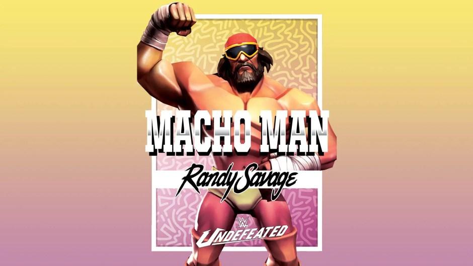 Macho Man Randy Savage joins WWE Undefeated