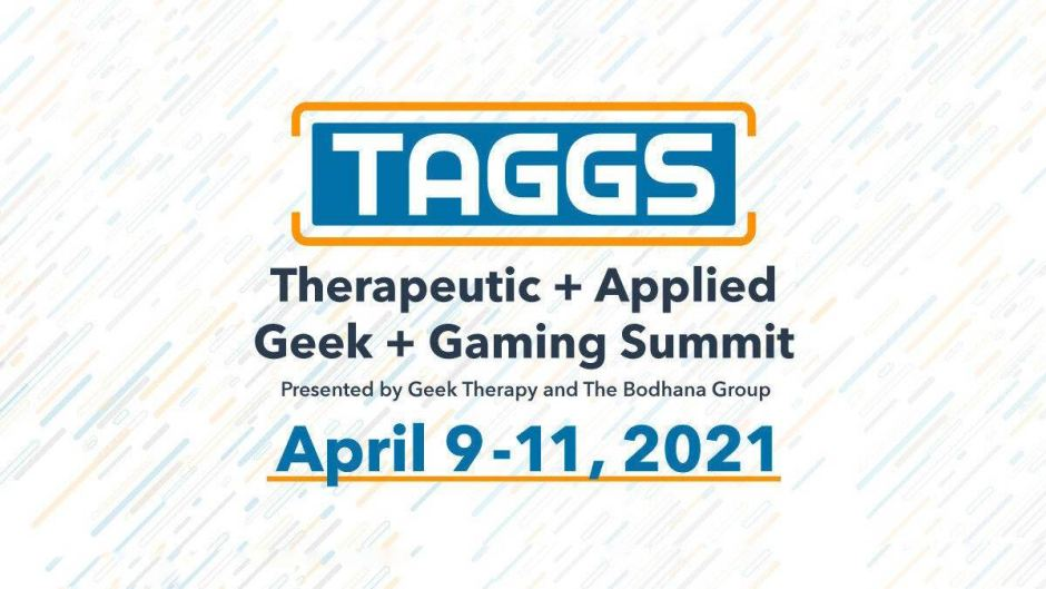 Therapeutic and Applied Geek and Gaming Summit