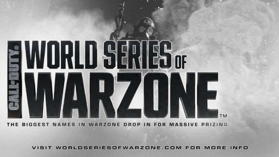Activision announces Call of Duty World Series of Warzone