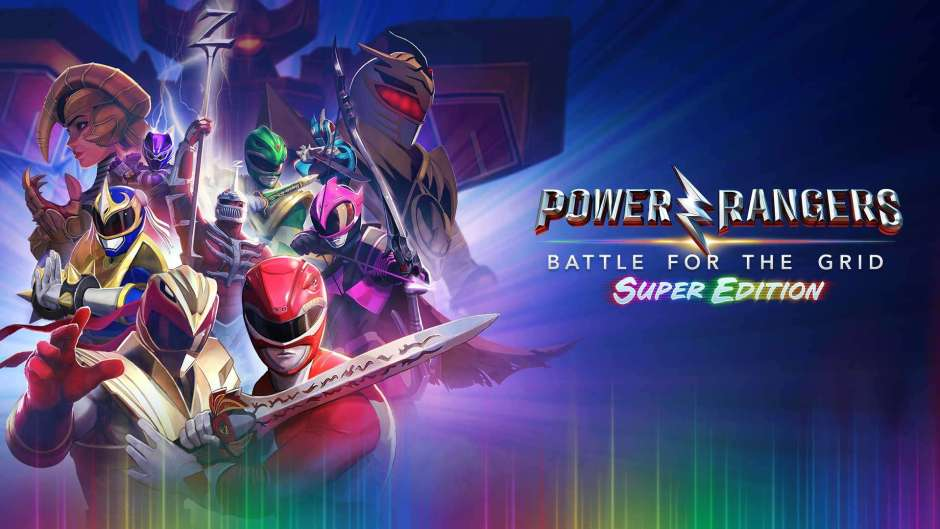 Power Rangers: Battle for the Grid Street Fighter Pack and Super Edition launch