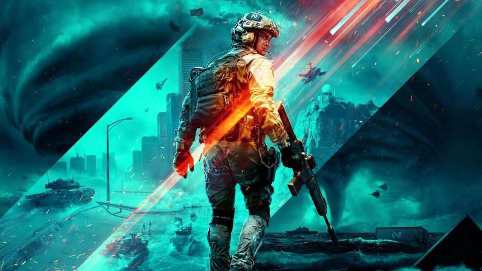 DICE EA Battlefield 2042