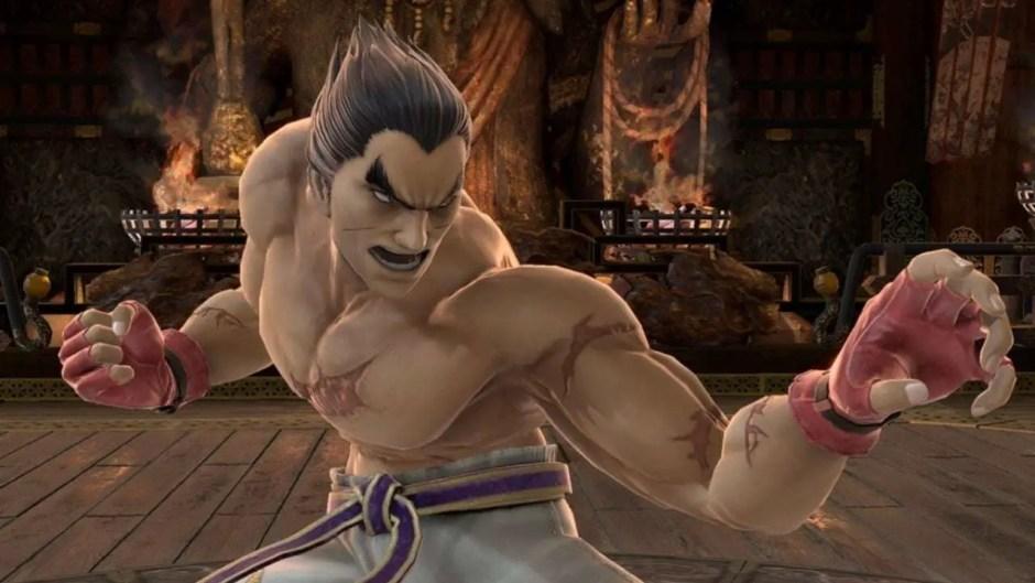 Kazuya Super Smash Bros. Ultimate