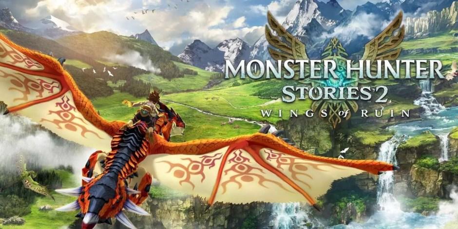 Monster Hunter Stories: Wings of Ruin Demo
