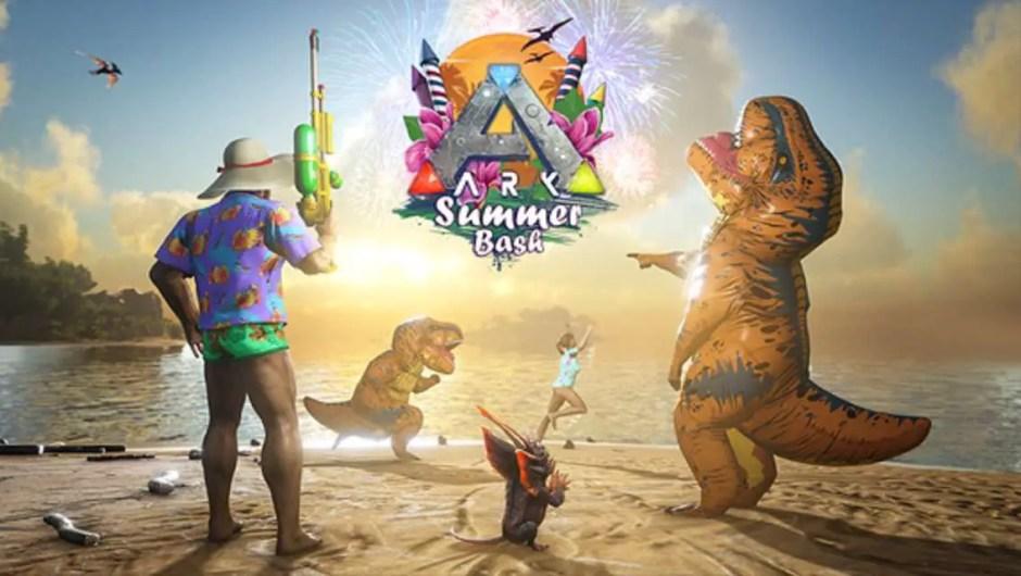 ARK Summer Bash ARK: Survival Evolved