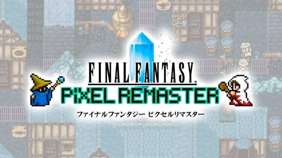 Final Fantasy Pixel Remaster I II III