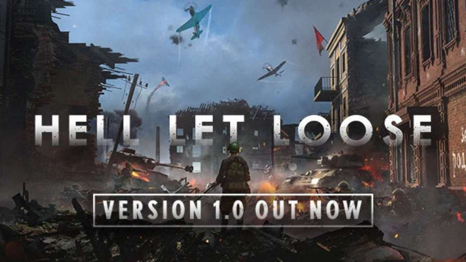 Hell Let Loose version 1.0