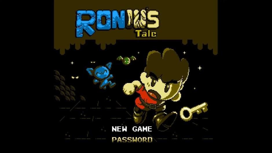 Roniu's Tale
