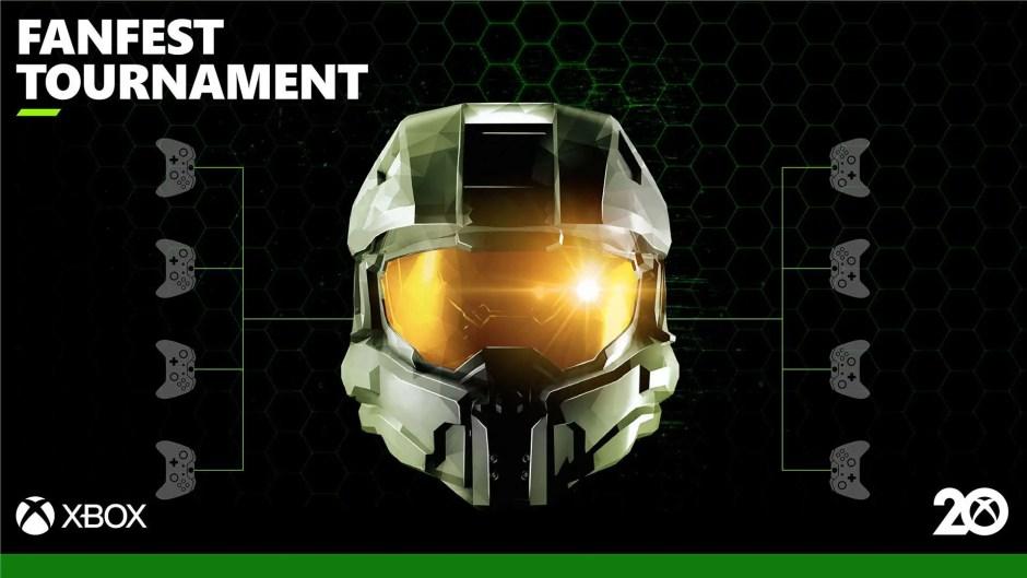 Xbox FanFest Halo 3 virtual tournament