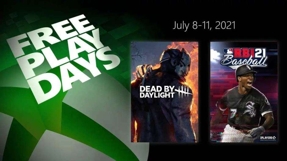 Xbox Free Play Days: Dead by Daylight and RBI Baseball 21