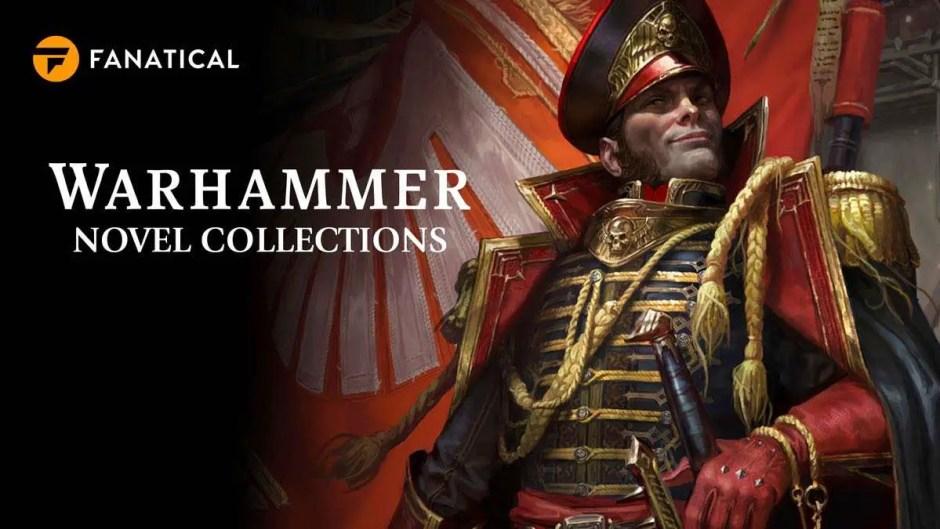 Fanatical unveils six Warhammer digital novel collections, four free comics