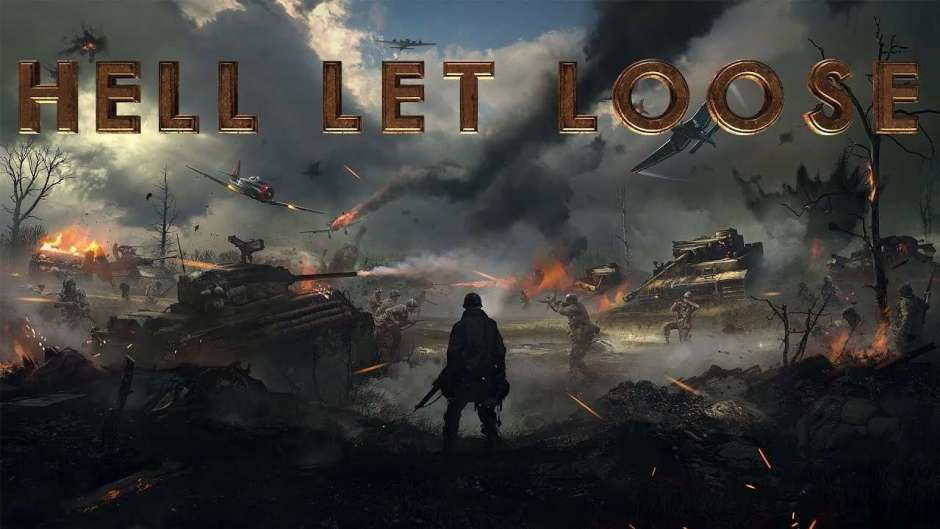 Hell Let Loose closed beta PlayStation 5