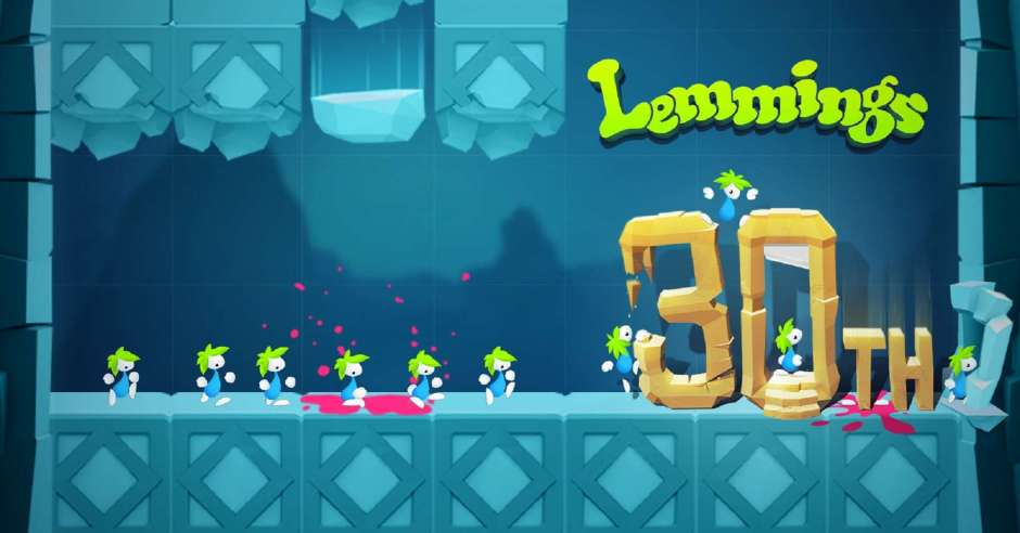 Lemmings 30th: Can You Dig It?