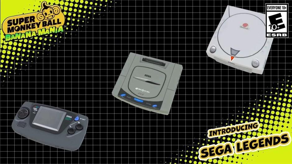 Sega Legends Pack