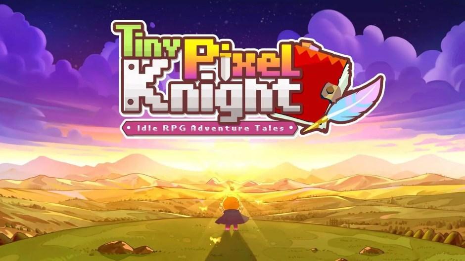 Tiny Pixel Knight