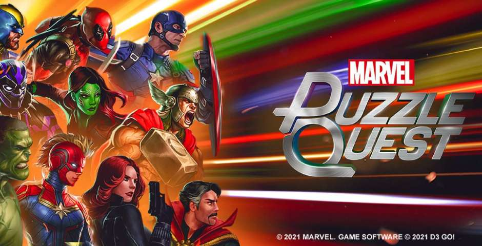 Marvel Puzzle Quest 8th anniversary