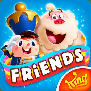 Candy Crush Friends Saga top