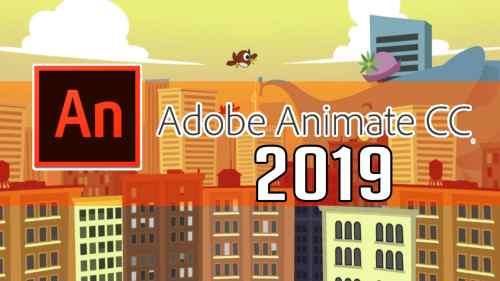 Animate CC 2019 Free Download