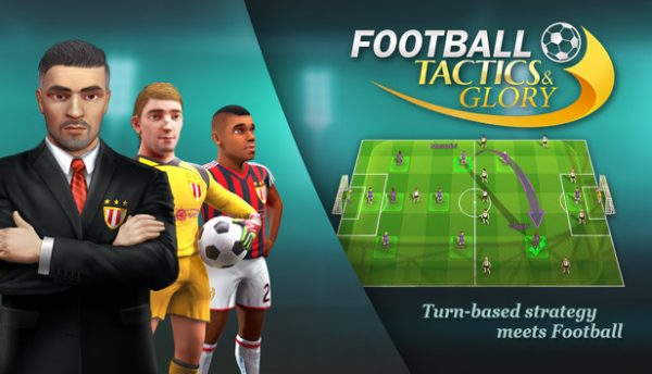 Football, Tactics & Glory Crack